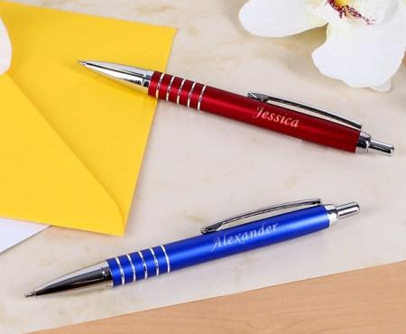 Kugelschreiber mit persönlicher Gravur