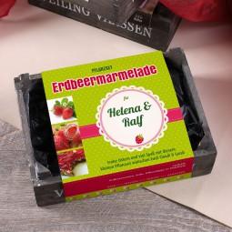 Pflanzset für Erdbeermarmelade