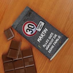 scharfes Alter Schokolade